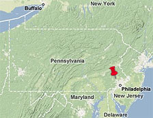 Pennsylvania Live Steamers How To Find Us